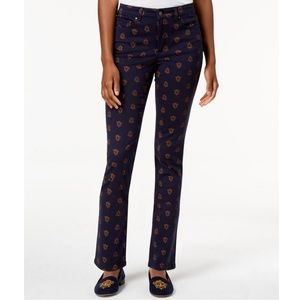 CHARTER CLUB Lexington Printed Jeans